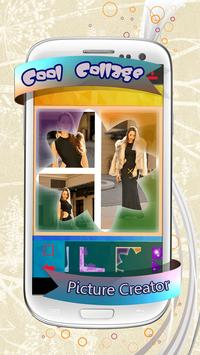 Cool Collage Picture Creator poster