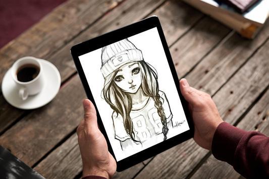 Cool Art Drawing Ideas screenshot 12
