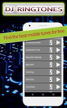 Cool DJ Ringtones screenshot 3