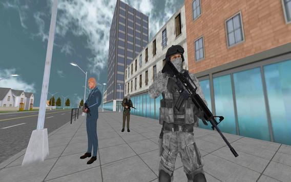 Counter City attack Commando Action 2017 screenshot 7