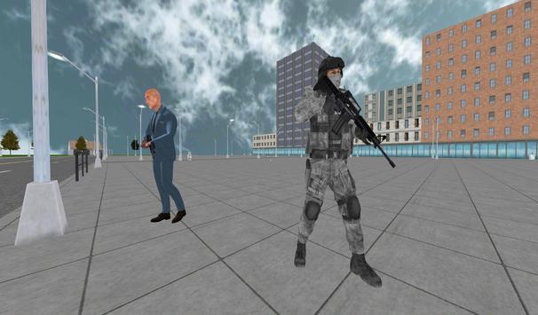 Counter City attack Commando Action 2017 screenshot 8