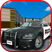 Police Car Simulator 2017 icon