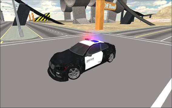 Police Car Simulator 2017 poster