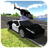 Police Car Simulator Offroad icon
