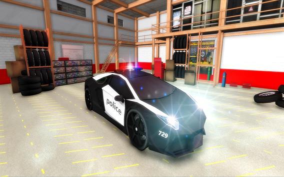 Police Car Simulator Offroad poster