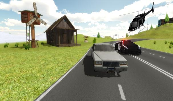 Police Car Simulator Offroad apk screenshot