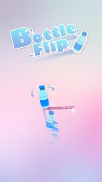 Bottle Flip 3D poster