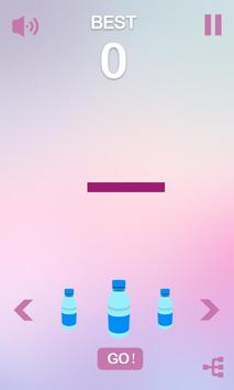Bottle Flip 3D apk screenshot