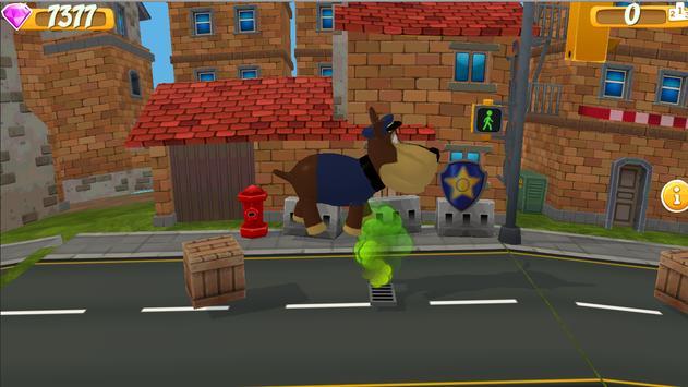 Paw Puppy City Patrol apk screenshot