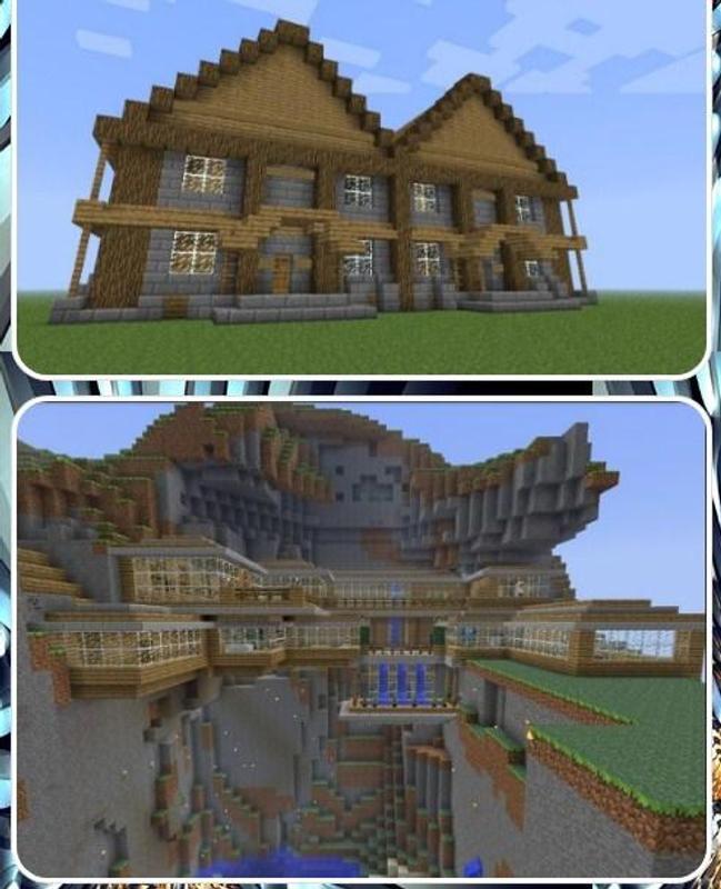 Minecraft Enfriar La Casa Diseños Descarga APK