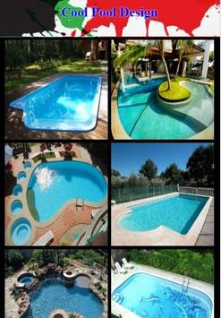 Cool Pool Design poster
