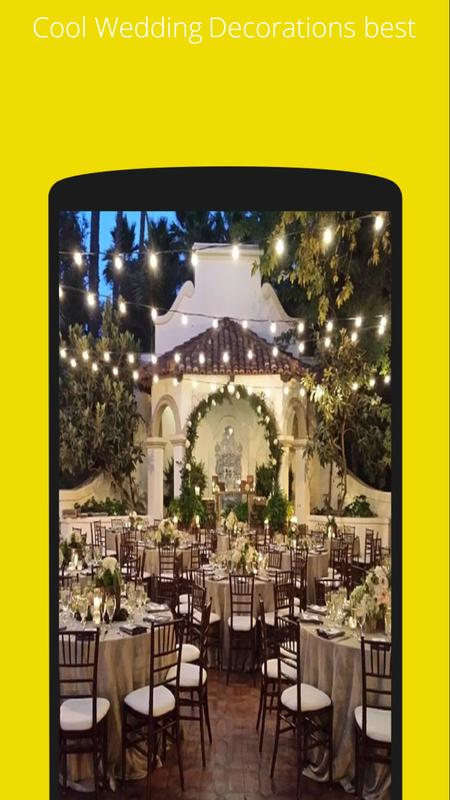 Cool Wedding Decorations Best For Android Apk Download