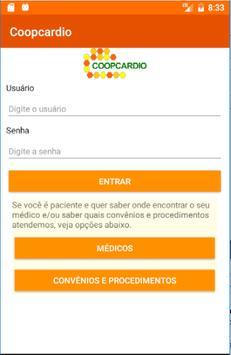Coopcardio Cooperativa poster