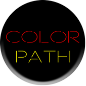 Color Path icon