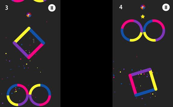 Color Ball Switch Free apk screenshot