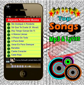 Alejandro Fernández Songs Lyrics For Android Apk Download