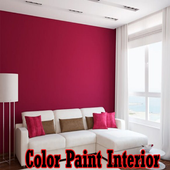 Color Paint Interior icon