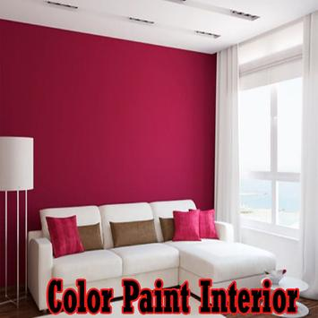 Color Paint Interior poster