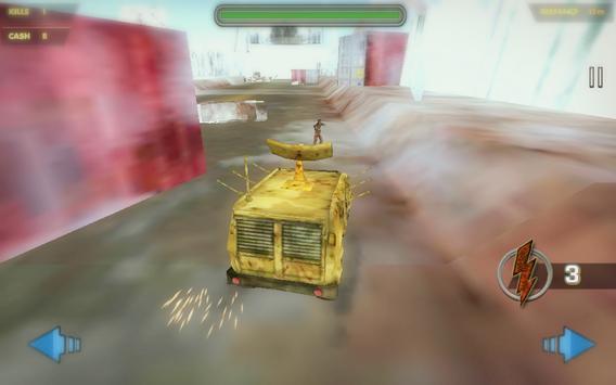 Zombie Assault Highway screenshot 4
