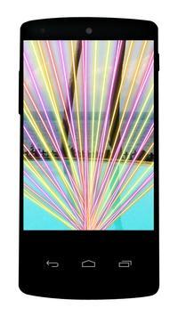 Colorful Laser Simulator poster
