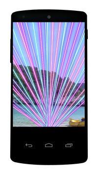 Colorful Laser Simulator screenshot 1