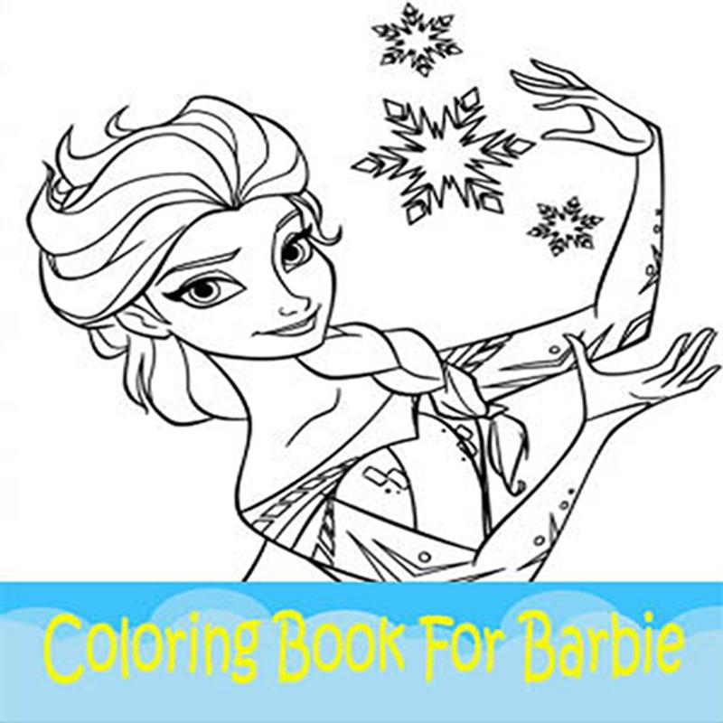 Libro de colorear para Barbie for Android - APK Download