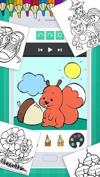 Coloring Book for Kids Free screenshot 1