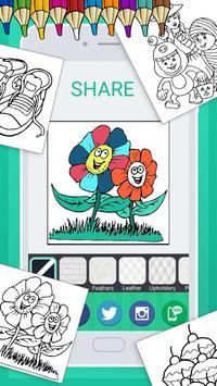 Coloring Book for Kids Free screenshot 2