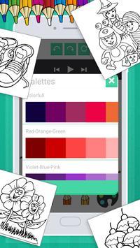 Coloring Book for Kids Free screenshot 4