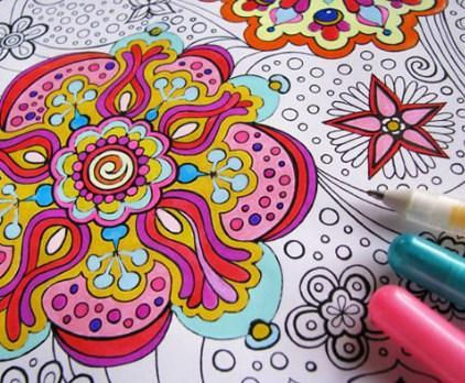 Coloring Books poster