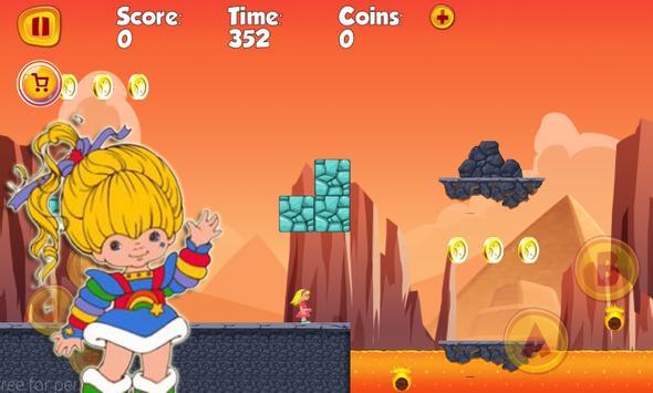 Super Jojo Siwa World Run Game apk screenshot