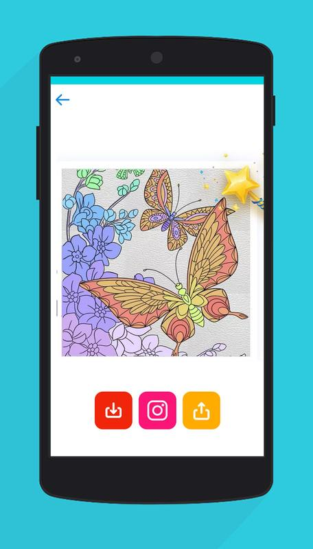 coloring book 2018 apk free color by number coloring pages 2018 para android