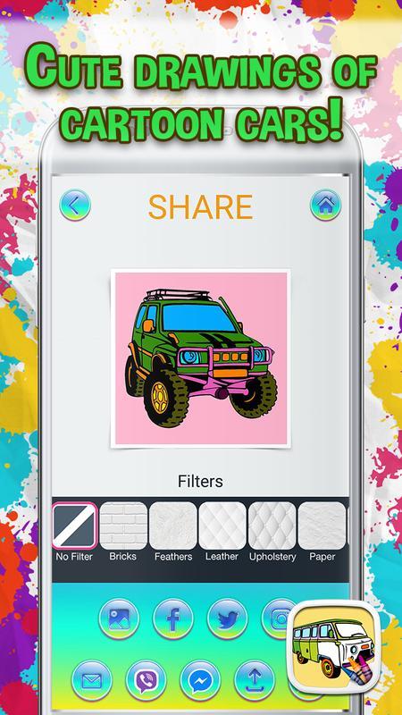 Permainan Mewarnai Mobil For Android Apk Download