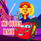 Race McQueen Run World icon