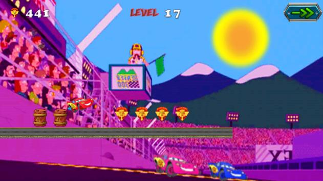 Race McQueen Run World screenshot 1