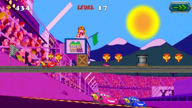 Race McQueen Run World screenshot 2