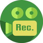 Rec My Screen - Video & Audio icon