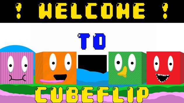 Cube Flip poster