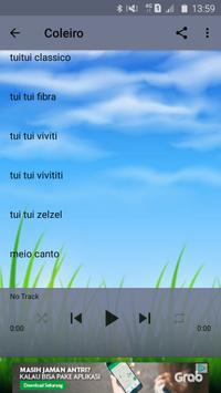 Coleiro Tui Tui Fibra Encarte screenshot 1