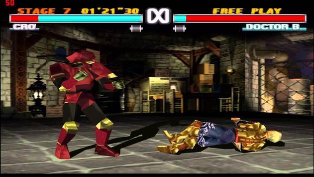 UnPlay: Tekken 3 Combo Start Trick poster