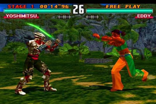 UnPlay: Tekken 3 Combo Start Trick screenshot 1