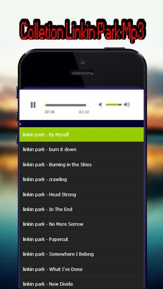 Collection Linkin Park Mp3 for Android - APK Download