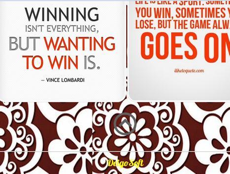 Collection of Motivation Words apk screenshot