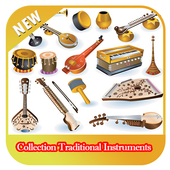 Collection Traditional Instruments icon