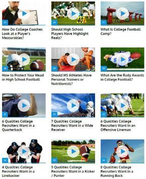 College Football Recruiting screenshot 2