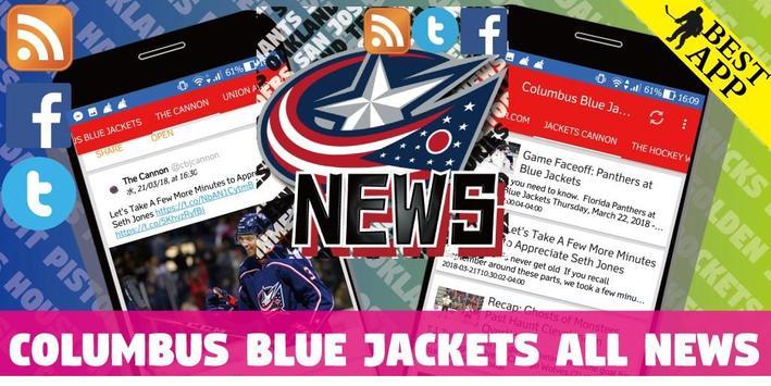 Columbus Blue Jackets All News poster