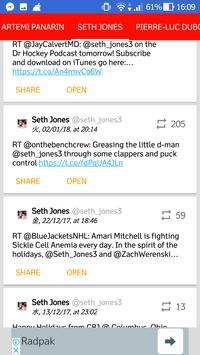 Columbus Blue Jackets All News screenshot 5