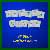 Letter Lines icon