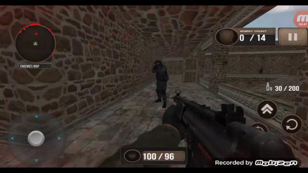 Frontline Duty Commando Attack screenshot 3