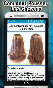 Pousser les cheveux naturellement screenshot 3